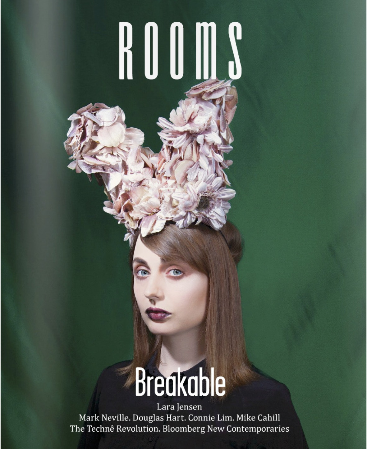cover ROOMS magazine _ A Contemporary New Generation