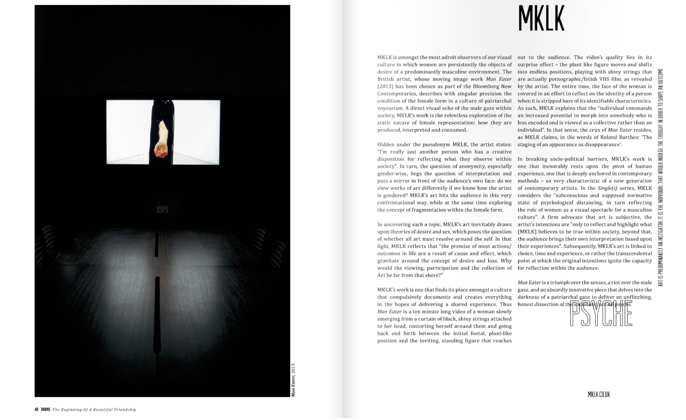 3ROOMS magazine _ A Contemporary New Generation
