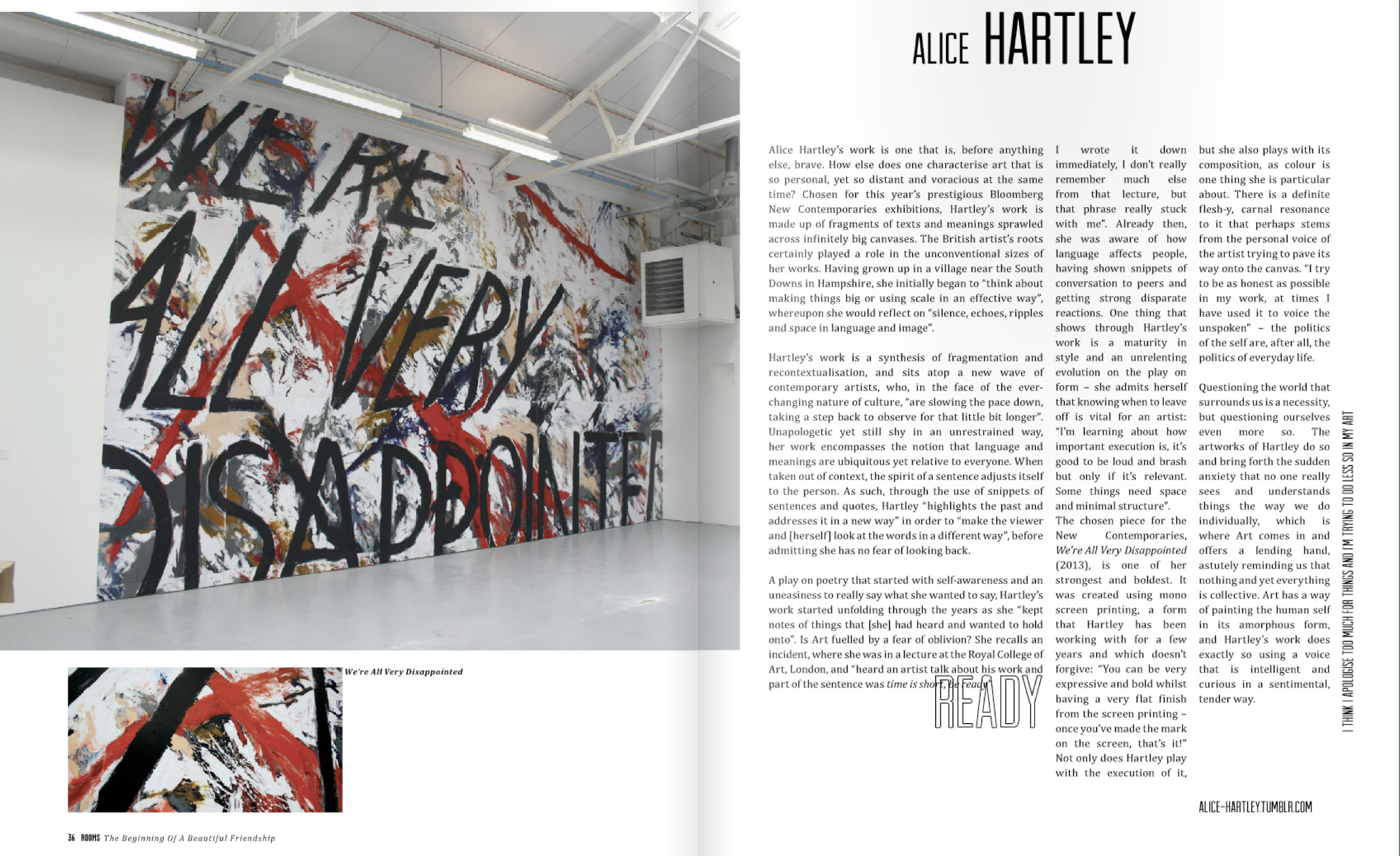 ROOMS magazine _ A Contemporary New Generation