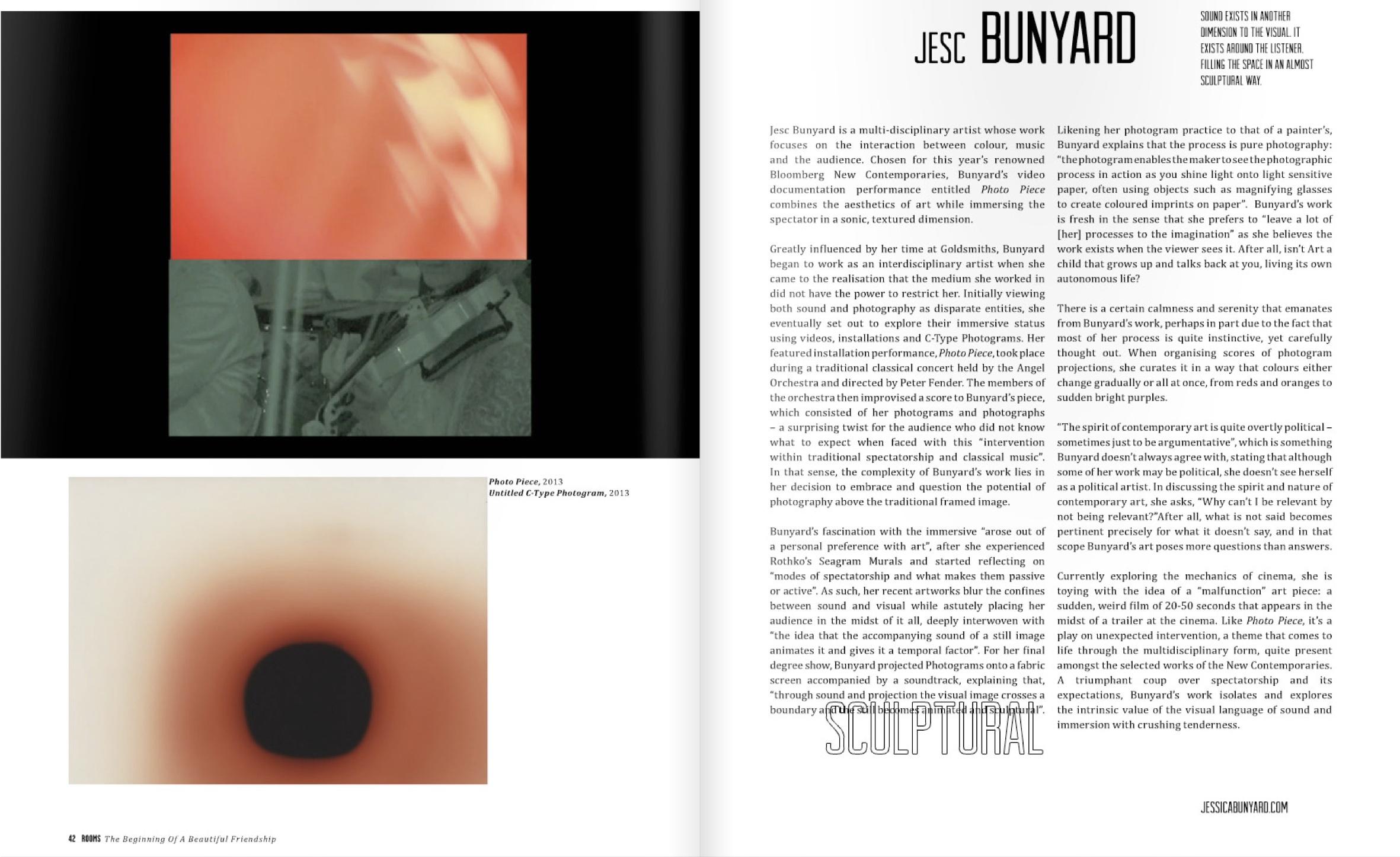 meROOMS magazine _ A Contemporary New Generation